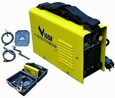 Saldatrice Inverter Professionale VIGOR 140 + KIT VALIGIA E ACCESSORI