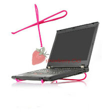 New Portable Simple Light Candy Color Laptop Notebook Cooling Cooler Pad Stand