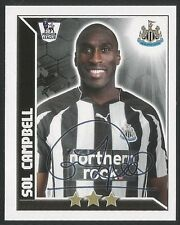 Topps 2011 Premier League #286 - NEWCASTLE UNITED - SOL CAMPBELL