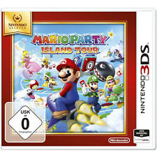 Nintendo 3DS Spiel Select: Mario Party Island Tour Neu & OVP