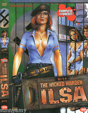 Jess Franco - The Wicked Warden Ilsa - Adult - Uncut - Dyanne Thorne (New) DVD