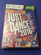 Just Dance 2016 Xbox 360 NEW