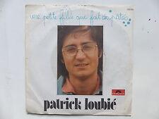 PATRICK LOUBIE Une petite fille qui fait des patés 2056649