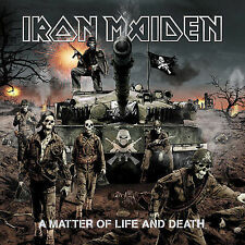 A Matter of Life and Death by Iron Maiden (CD, Sep-2006, Sanctuary (USA)) NEW