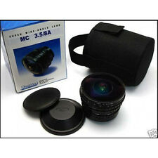 Belomo Peleng 8mm 3.5 MC Fisheye 180° Manual Lens Canon EOS Mount SLR DSLR 5D 7D