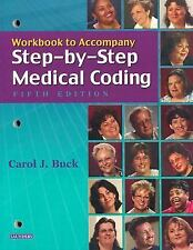 Workbook to Accompany Step-by-Step Medical Coding