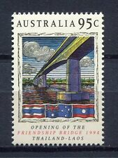 40358) AUSTRALIA 1994 MNH** Friendship bridge 1v