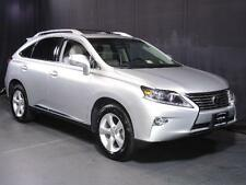 Lexus: RX AWD 4dr