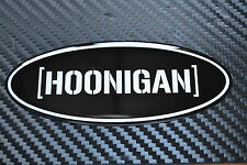 Ford Focus ST 58mm X 22mm [HOONIGAN] volante Gel superposiciones PFL & Fl