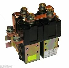 Albright SW182 Style Reversing Contactor / Solenoid - 48V CHENNIC 200A Two chang