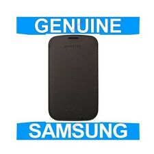 Genuine Samsung i9300 Galaxy SIII PU Leather Pouch Case Cover original s3 s 3