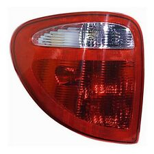 CHRYSLER TOWN COUNTRY VOYAGER DODGE CARAVAN 00-04 LEFT REAR LAMP LIGHT ak