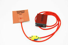 KEENOVO Silicone Heater for M3D Micro 3D Printer Heated Build Plate Upgrade 220V