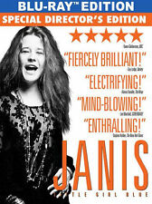JANIS: LITTLE GIRL BLUE - SPECIAL DIRECTOR'S EDIT (Pink) - BLU RAY - Region Free