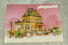 Playmobil Victorian Dollhouse 5300 Small Brochure Pamphlet Collector's Guide