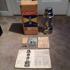 Swedish Original OPTIMUS 930 300 CP Kerosene LANTERN w. Original BOX Sweden