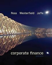 Corporate Finance By ROSS (NO HARD/SOFT COVER)