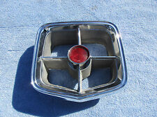 1963 PLYMOUTH FURY BELVEDERE TAILLIGHT BEZEL