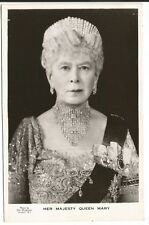 264. Photo postcard of Her Majesty Queen Mary published by Raphael Tuck