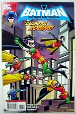 BATMAN The Brave &  Bold # 13 Animated ALL ROBIN Issue CARRIE KELLEY Dark Knight