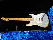 Bill Lawrence Gold Sparkle Stratocaster Electric Guitar w/hard case 12-8