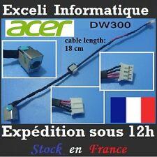 Connecteur alimentation dc power jack socket cable wire ACER Aspire 5741