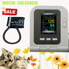 Vet Veterinary OLED digital Blood Pressure & Heart Beat Monitor NIBP CONTEC08A