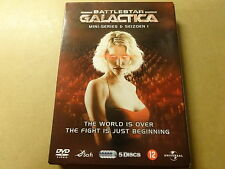 5-DISC DVD BOX / BATTLESTAR GALLACTICA: SEASON 1