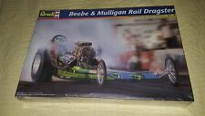 REVELL FACTORY SEALED BEEBE & MULLIGAN FRONT ENGINE RAIL DRAGSTER 1/16