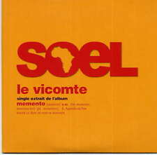 SOEL - rare CD Single - Europe - Promo