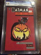 BATMAN: THE LONG HALLOWEEN #1 CGC 9.8