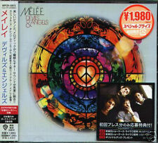 Melee - Devils and Angels - Japan CD+2BONUS - NEW 15Tks