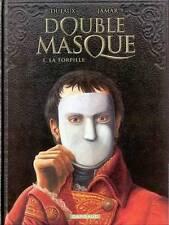 BD DARGAUD / EO / DOUBLE MASQUE / TOME 1 - LA TORPILLE--DUFAUX/JAMAR