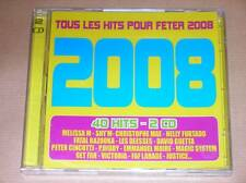 CD / TOUS LES HITS POUR FETER 2008 / NEUF SOUS CELLO