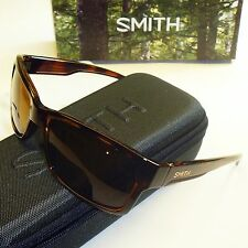 Smith Dolen Sunglasses & Case - Havana Frame / Polarized ChromaPop Brown Lens