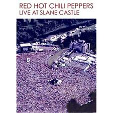 RED HOT CHILI PEPPERS LIVE AT SLANE CASTLE DVD REGION 4 PAL NEW
