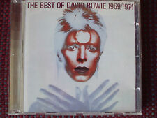 David Bowie -The  Best Of David Bowie 1969-1974 .Great CD.Disc Is In VGC.