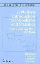 New: A Modern Introduction to Probability and Statistics by  F. M. Dekking 1st e