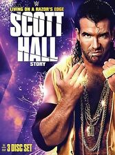 Wwe: Living On A Razor's Edge - Scott Hall Story DVD