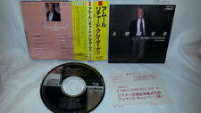 RICHARD CLAYDERMAN Amour CD JAPAN 1ST PRESS VDP-1005 with OBI 1985 s2006