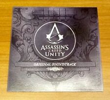 ASSASSINS CREED UNITY LIMITED COLLECTOR'S GUILLOTINE EDITION SOUNDTRACK NEW