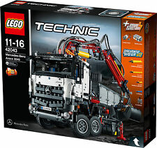 LEGO Technic Mercedes-Benz Arocs 42043 BRAND NEW SEALED FAST DISPATCH