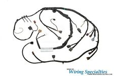 srdet wiring harness wiring specialties engine harness for s14 sr20det sr sr20 zenki to s13 240sx