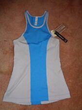Women's XS ALLSEASON Under Armour Studio Lux Fitted Racer Back Top NWT $69.99