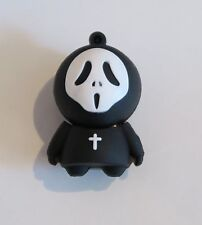 Minigz Scream Mask Usb Stick 32gb Memory Movie Hero Keyring Flash Drive Pc Gift
