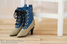 BHC Retro High Heel Boots for Kenner Blythe doll / Azone / Pullip / DAL - FW158