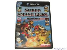 ## Super Smash Bros. Melee Nintendo GameCube Spiel // GC & Wii - TOP ##