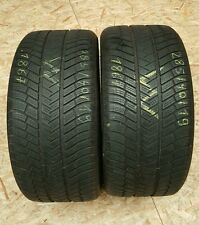 2 x 285/40 R19 103V Michelin Winterreifen Top Zustand