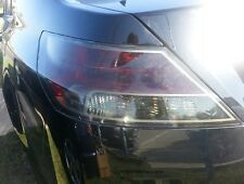 09-14 ACURA TL SMOKE TAIL LIGHT PRECUT TINT COVER SMOKED OVERLAYS
