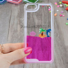 3D Water Cute Liquid Wine Moving Case Cover For iPhone 5 5s 6 Plus Samsung